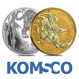 Korea Minting and Security Printing Corporation (KOMSCO)