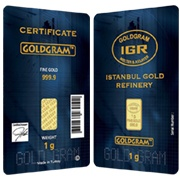 Istanbul Gold Refinery (IGR)