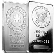 View All Silver Bars