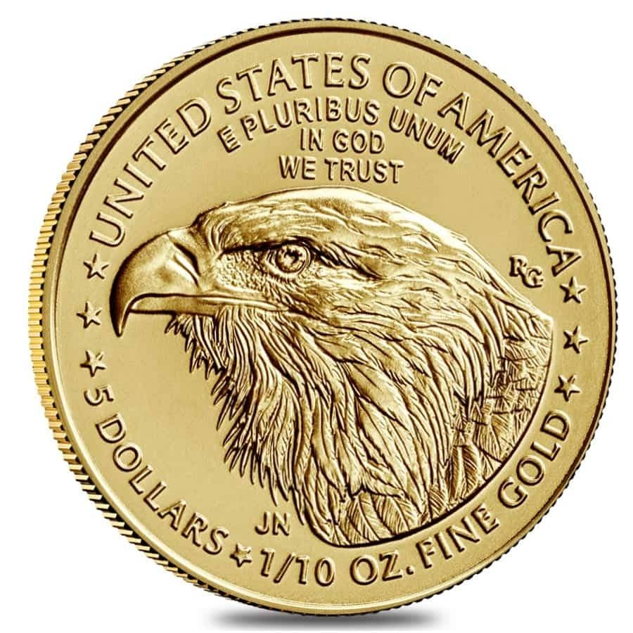 2021 Type 2 Gold Eagles