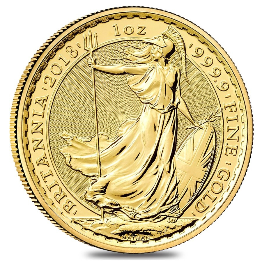 The Royal Mint Gold Coins