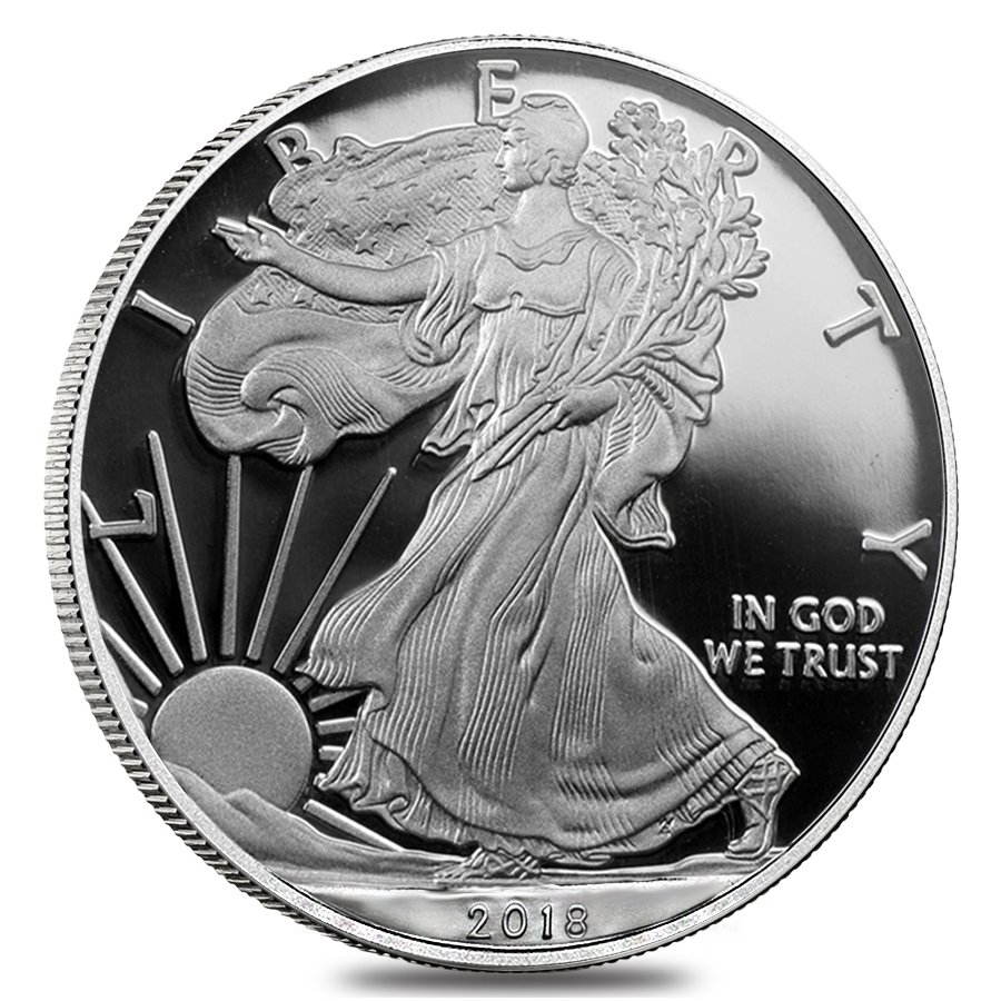 Proof Silver American Eagles