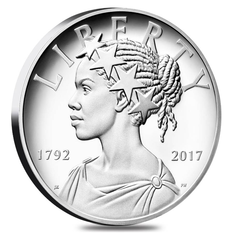 2017 American Liberty Proof Silver Medals