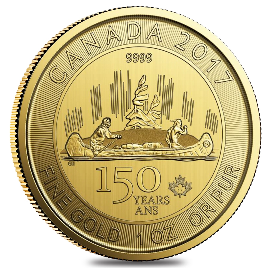 Canadian Gold Commems