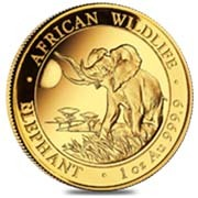 African Gold Coins