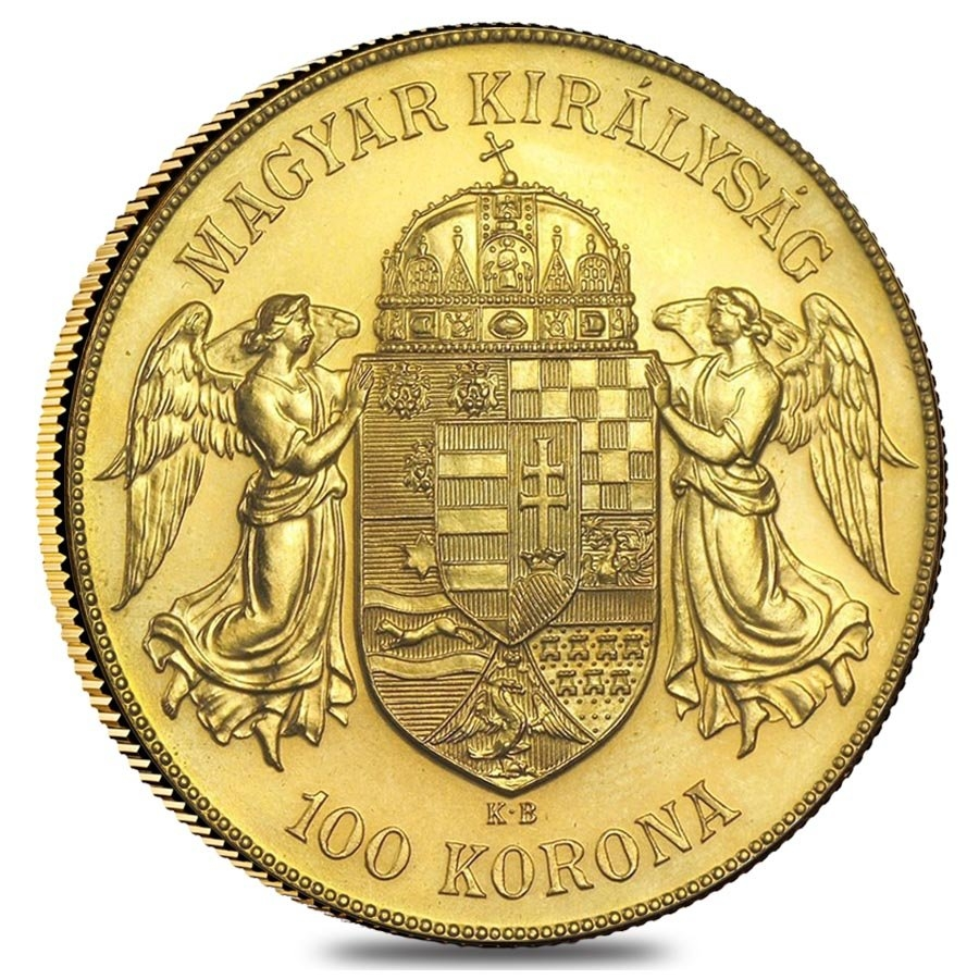 Hungary Gold Coins