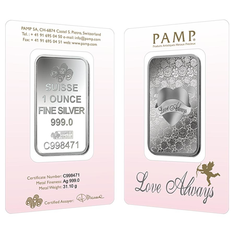 Other Silver Bar Designs