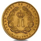 Luxembourg Gold Coins