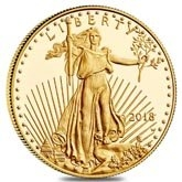 Proof Gold Eagles Coins