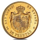 Spanish Gold Coins