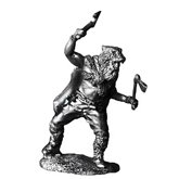 Art of War Silver Figurine Series