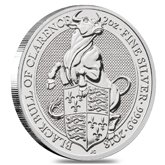 Queen's Beasts Silver Coins