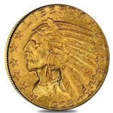 Indian Head Gold Coins