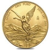 Mexican Mint Gold Coins