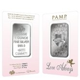 Other PAMP Suisse Silver Bar Designs