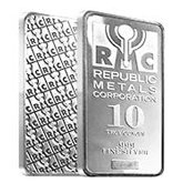 RMC Silver Bars