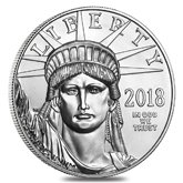 US Mint Platinum Coins