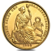 Latin American Gold Coins