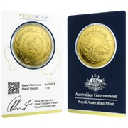 Royal Australian Mint Kangaroo