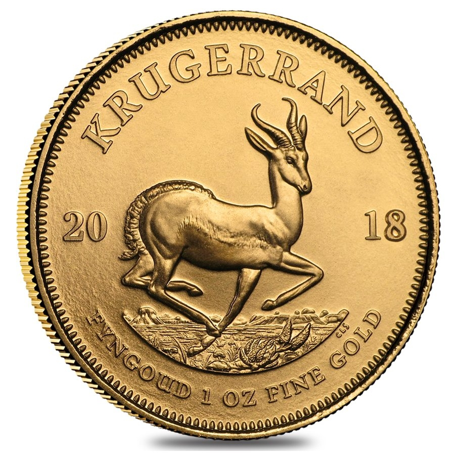 South African Mint Gold Coins