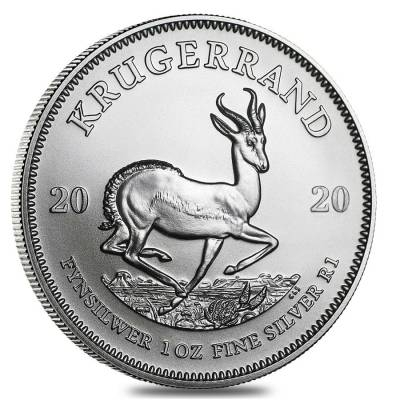 South African Mint Silver Coins