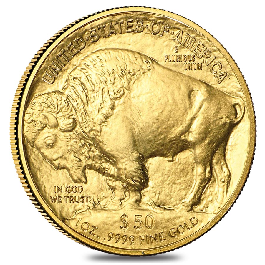 Lot Of 2 2017 1 Oz Gold American Buffalo 50 Coin Bu Ebay