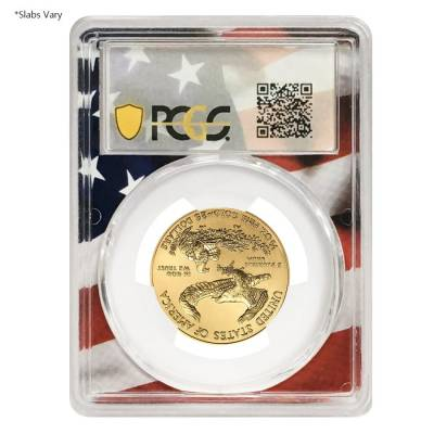 2019 1/2 oz Gold American Eagle PCGS MS 69 First Strike