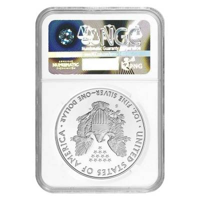 2020-S 1 oz Proof Silver American Eagle NGC PF 69 UCAM Early Releases
