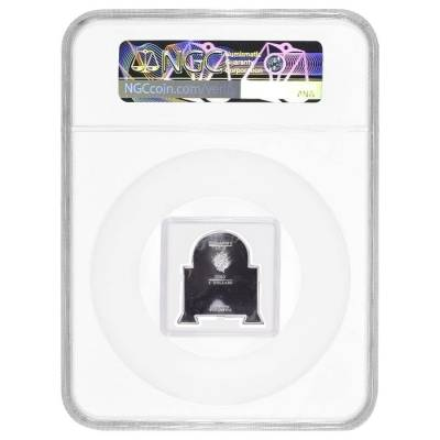 2020 1 oz Colorized Silver Star Wars - R2-D2™ - Niue Chibi Coin Collection NGC PF 70 UCAM ER