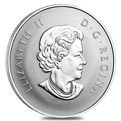2021 Canada 1/2 oz Silver Welcome to the World Baby Gift Coin .9999 Fine (w/Box & COA)