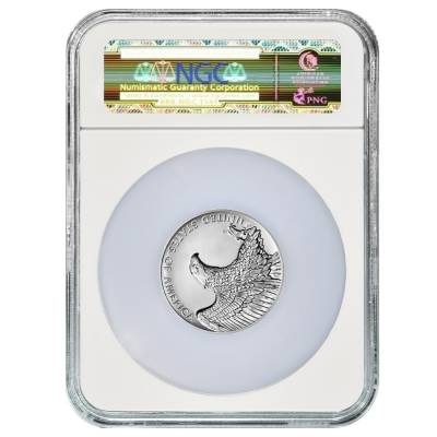 2019 P 2.5 oz American Liberty High Relief Silver Medal NGC SP 69 ER (Liberty Label)