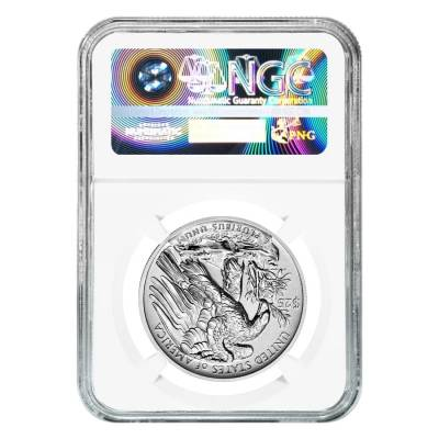 2019-W 1 oz Reverse Proof Palladium American Eagle NGC PF 69 ER