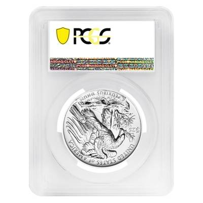 2019-W 1 oz Reverse Proof Palladium American Eagle PCGS PF 70 FS