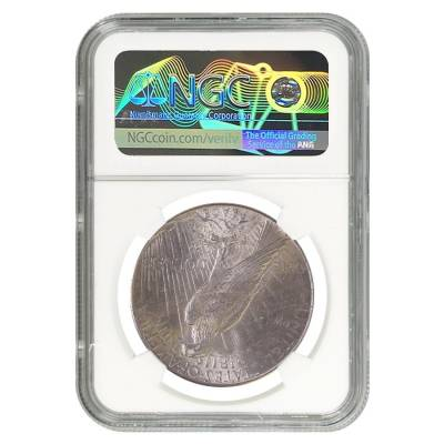 1926 S Peace Silver Dollar $1 NGC MS 62
