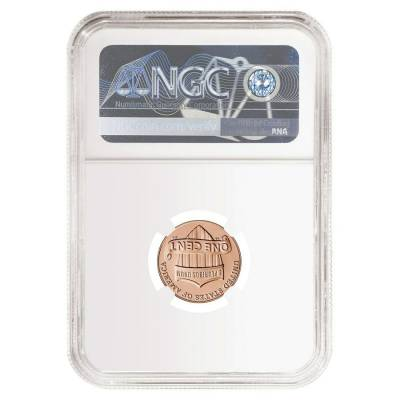 2019 W Proof Lincoln Penny Cent Comm. NGC PF 69 ER (Star Label)