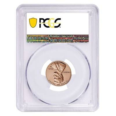 2019 W Uncirculated Lincoln Penny Cent Comm. PCGS Gem UNC FS