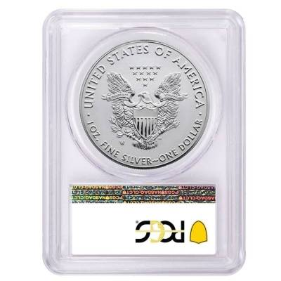 2019 Pride of Two Nations 2-Coin Set PCGS PF 69 FS (Two Flags Label)