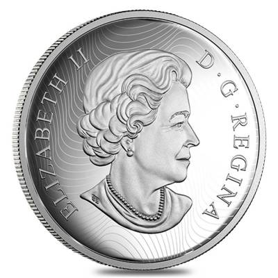 2015 10 oz Proof Royal Canadian Mint $100 Albert Einstein Silver Coin NGC PF 70 UCAM - Mintage 1,500