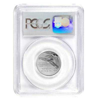 2003 1/4 oz $25 Platinum American Eagle PCGS MS 69