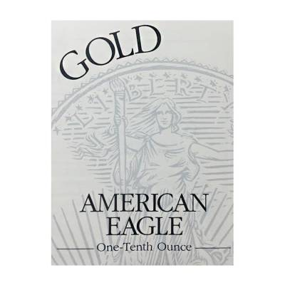 1995-W 1/10 oz $5 Proof Gold American Eagle (w/Box & COA)