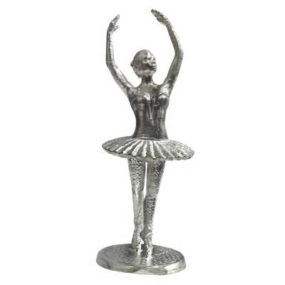 1 oz Ballerina Cast Silver Bullion Exchanges .925 Silver Sterling