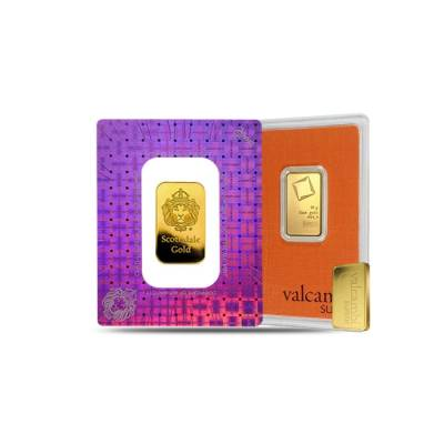 5 gram Generic Gold Bar .999+ Fine (Secondary Market)