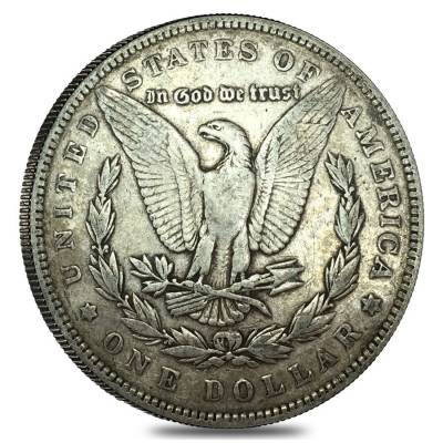1899 Silver Morgan Dollar VF
