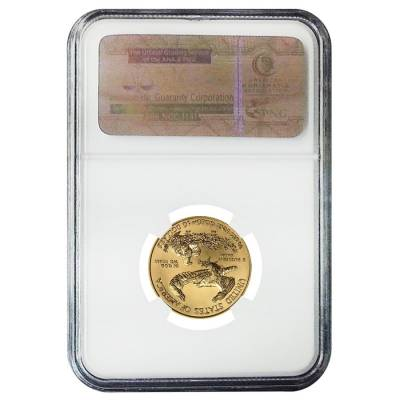 2010 1/4 oz $10 Gold American Eagle NGC MS 70 Early Releases