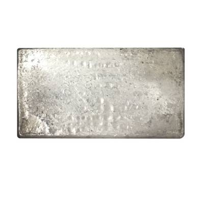 10 oz Engelhard Cast Silver Bar .999 Fine (7th Series)
