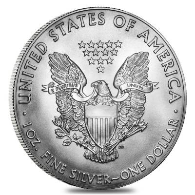 2015 (P) 1 oz Silver American Eagle $1 Coin NGC MS 69 1 of 79,640 Struck