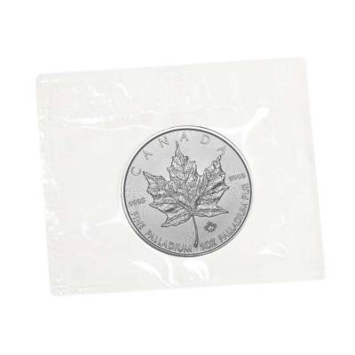 2015 1 oz Palladium Canadian Maple Leaf Coin BU