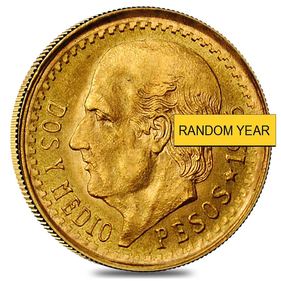 Mexican Gold Peso Coins for Sale | Bullion Exchanges