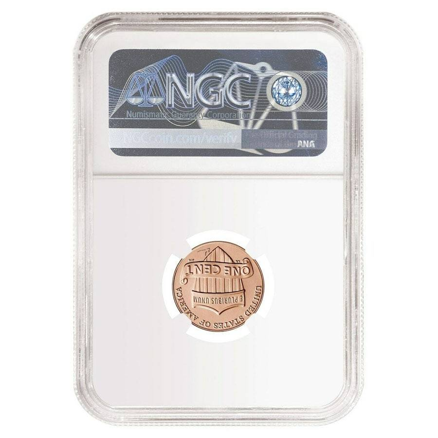 PRESALE 2019 W Penny NGC PF69 RD Ultra Cameo Early Releases Star Label