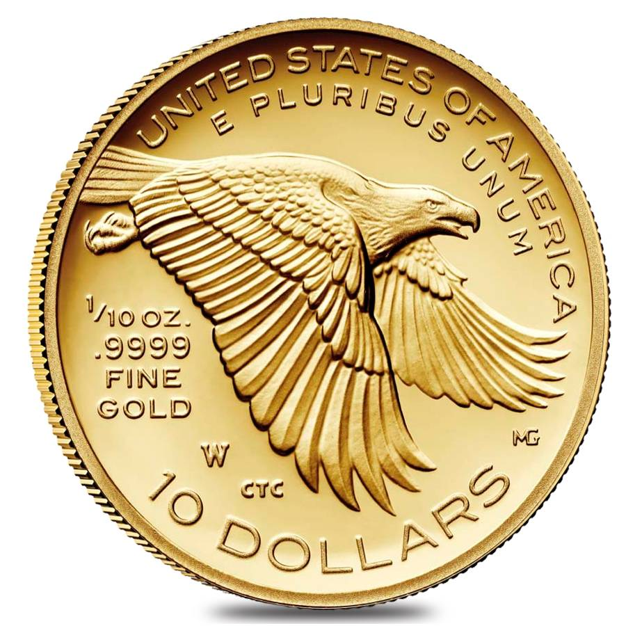 2018w 1 10oz American Liberty Proof Gold Coin Bullion Exchanges